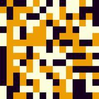 Abstraktes buntes Mosaik blockiert Hintergrund vektor