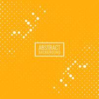 Abstrakter heller gelber Halbtonhintergrund vektor