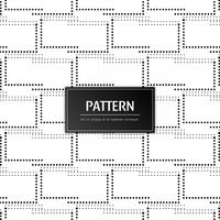 Abstrakt modern mönster bakgrund vektor