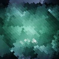 Abstrakter moderner geometrischer polygonaler Hintergrund vektor