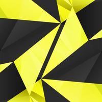 Abstrakter stilvoller heller polygonaler Hintergrund vektor