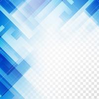 Geometrischer transparenter Hintergrund des abstrakten Polygons