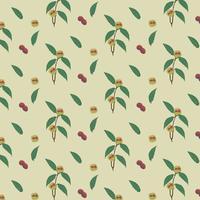 Kastanienbaum-Muster