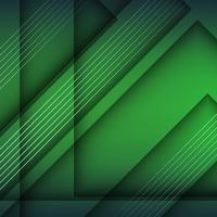 Abstrakter stilvoller polygonaler Hintergrund vektor
