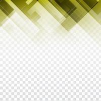 Abstrakter moderner polygonaler geometrischer Hintergrund vektor