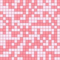 Bunter Blockhintergrund des abstrakten Mosaiks vektor