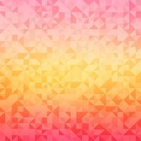 Abstrakter bunter geometrischer Polygonhintergrund vektor