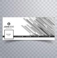 Schöne Facebook-Timeline-Banner-Design