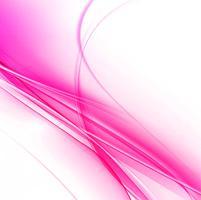 Abstrakter bunter rosa Wellenhintergrund vektor