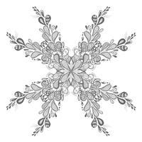 Modern bröllop blommig design bakgrund vektor