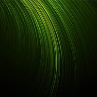 Schöne kreative Linie grüner Wellenhintergrundvektor vektor