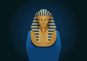 farao vektor illustration