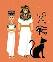 Farao vektor
