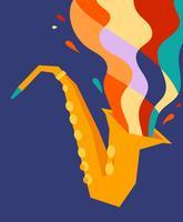 saxafon illustration
