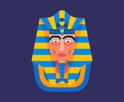 Pharao-Abbildung vektor