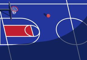 Basketball-Illustrations-Vektor vektor