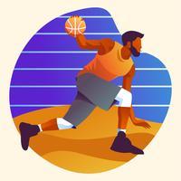 Basketball vektor