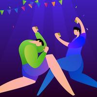 Funky Partys und Versammlungen