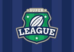 Emblem der amerikanischen Super League