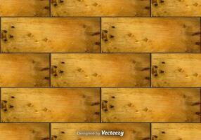 Hölzerner Planken-Vektor-nahtloses Muster vektor