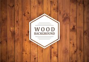 Elegant Vector Wood Bakgrund