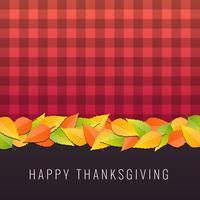 Herbstliches Blatt-Rahmen-Papier Art Background Illustration