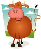 Karikatur Bull