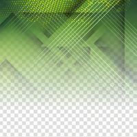 Abstrakter moderner grüner technologischer geometrischer Hintergrund