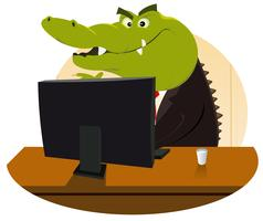 Krokodilbankster