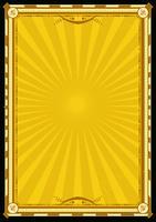 Königspalast vertikales Plakat