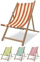 strand stol uppsättning