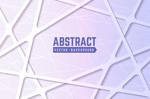 Abstrakter Maschendrahthintergrund. Vektor-illustration