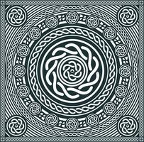 Abstrakter Mandala-Hintergrund vektor