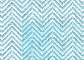 blaue Farbe nahtlose Zickzack-Linien-Muster vektor