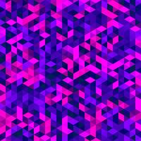 Polygonal vektor mosaik, triangel textur bakgrund, geometrisk mönster