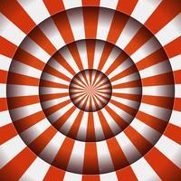 Abstrakter Zirkus-Hintergrund vektor