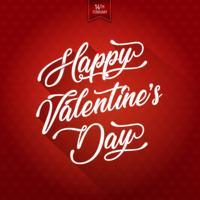 Glad hjärtans dag bakgrund