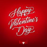 Glad Alla hjärtans dag Bakgrund