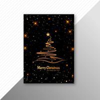 Fliegerschablonen-Hintergrundvektor der frohen Weihnachten vektor