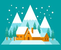 vinterby illustration