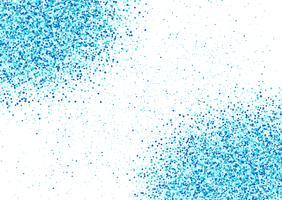 Weihnachten themenorientierter Hintergrund mit Schneedesign vektor