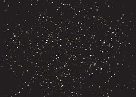 Starry bakgrund vektor