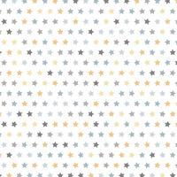 Sterne Muster Hintergrund vektor