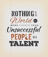 Ingenting i världen är mer vanligt än citat