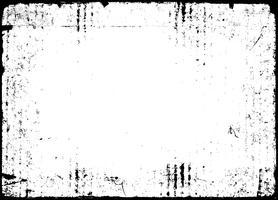Svartvit vit grunge bakgrund vektor
