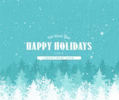 Holiday bakgrund med texturerad effekt vektor