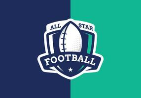All Star Fußball-Logo