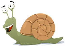 Happy Snail Charakter