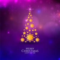 Abstrakt dekorativ god jul bakgrund