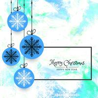 Abstrakt Glad julfestival fest bakgrund